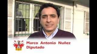 DIPUTADO MARCO ANTONIO NUÑEZ