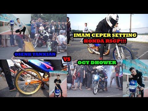 INDONESIA RASA THAILAND! IMAM CEPER SEXTING HONDA RS GP NX4