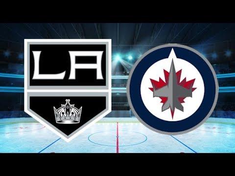 Los Angeles Kings vs Winnipeg Jets (4-3) – Feb. 20, 2018   Game Highlights   NHL 2018