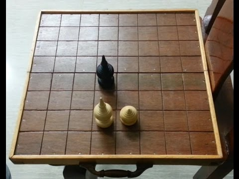 Cambodian Thai Chess 015 - Tuok | Makruk -Rua ( part 2 )
