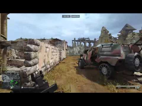 America's Army Proving Grounds PS4 Top tier gameplay