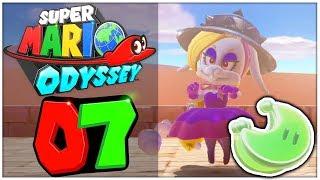 Super Mario Odyssey Part 8 Bosskampf Gegen Faustezuma Im Tiefsten