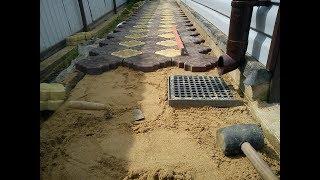 видео Ливневая канализация, ливневка – назначение и устройство