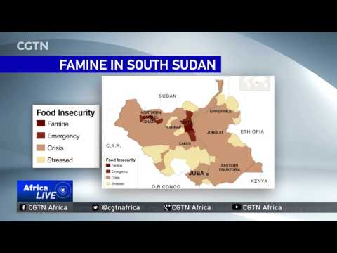 UN says Unity State in South Sudan is worst affected