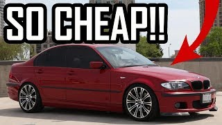 Top 7 Reliable Luxury Cars Under 5k
