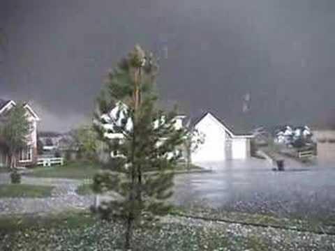 Windsor Tornado Windsor Co May 22 2008 Youtube
