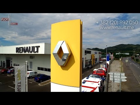 Renault center - SVE PODGORICA (Plot media agency)
