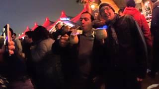Tollwood München: Getting Feuerzangenbowle
