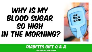 Download Video Why is My Blood Sugar So High In The Morning MP3 3GP MP4