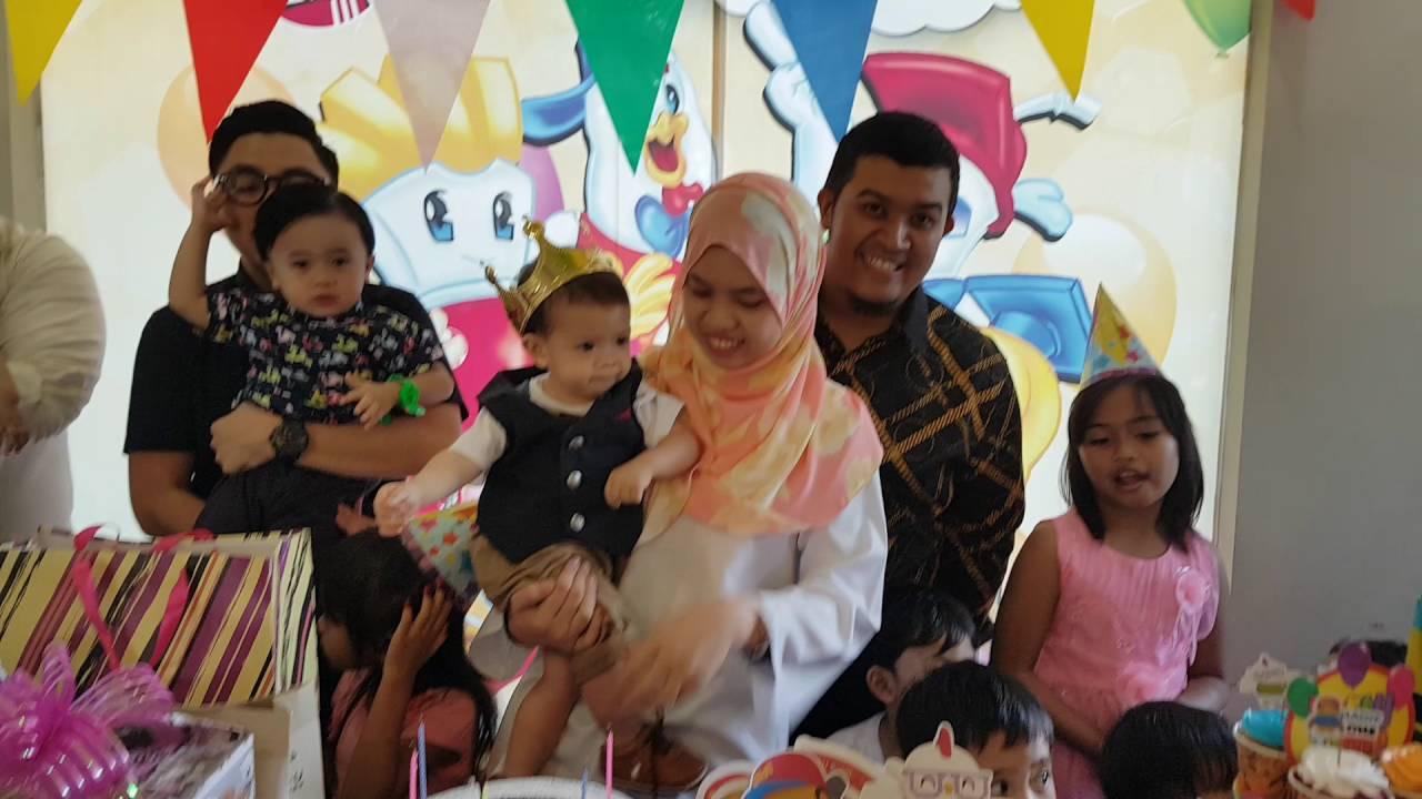 Birthday Hadif Kfc Birthday Party Package Malaysia Part 2 Youtube