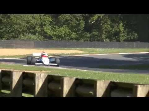 Cosworth DFV - Pure Engines Noises! Brands Hatch Historic Festival 2014