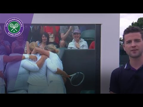 Best social media of Wimbledon 2017