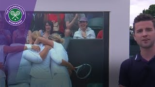 Best social media of Wimbledon 2017 thumbnail