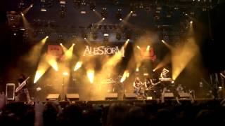 Alestorm - Midget Saw Live @ Graspop 2012