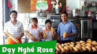 Cảm nhận học viên nước ngoài học bánh mì Việt Nam