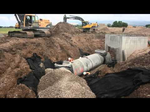 BDO Outfall Sewer Project - 2015 Most Outstanding Wastewater Project