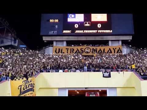 Ultras Malaya Negara Ku & Selamanya Harimau Malaya - AFF Suzuki Cup 2014