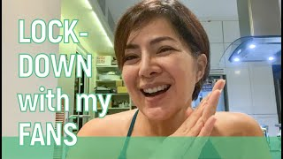 #Lockdown with my FANS // Alice Dixson