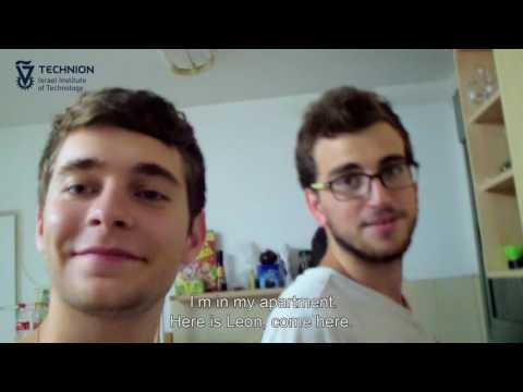 Technion International eBlogging 2016  Episode 1