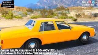 1989 Chevrolet Caprice Sedan GTA V MOD 2 7K 1440p