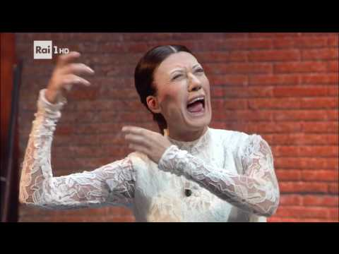 Virginia Raffaele imita Carla Fracci - Roberto Bolle - La Mia Danza Libera