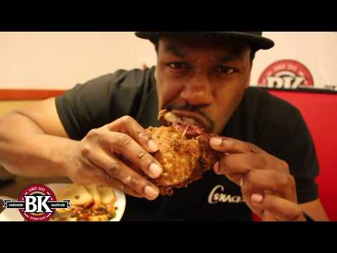 BK' Chicken & Waffle New Haven CT.