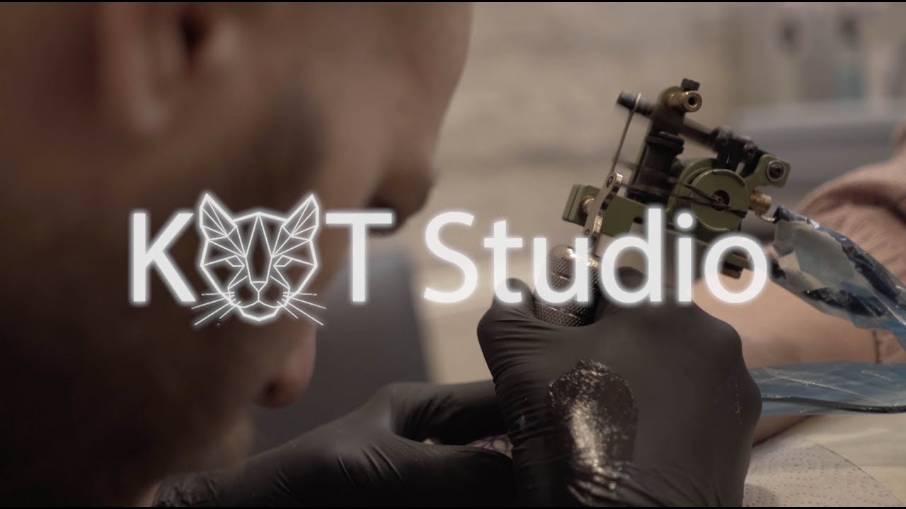 отзыв об обучение в Kot Tattoo Studio Youtube