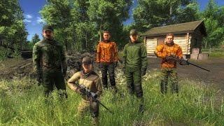the Hunter - Купил лицензию на отстрел Красного Кенгуру.