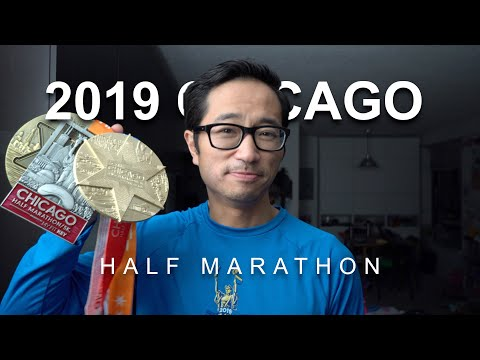 2019 Chicago Half Marathon - Race Recap