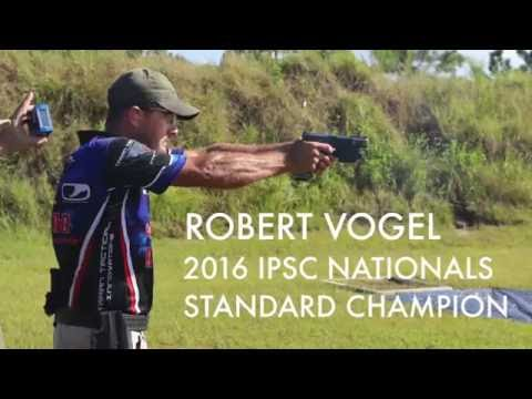 Robert Vogel 2016 IPSC Nationals Standard Champion