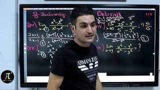 Limit 4 ( Sıfır Bölü Sıfır Belirsizliği ) | Matematik | Ali Ahsen AKTİ