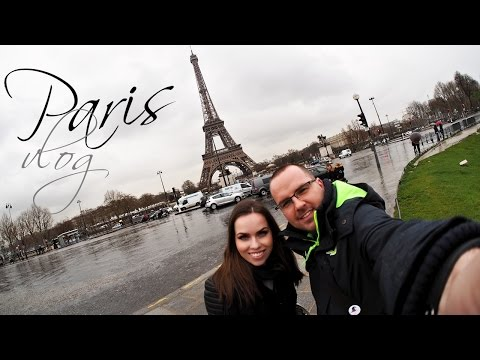 Paris vlog day 1. | Paříž 1. den #plhinparis