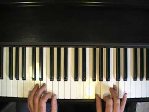 I Gotta Feeling Easy To Play Piano Youtube