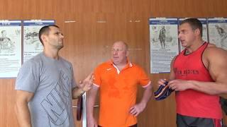 #ЖелезоЛечитВсе. Станислав Линдовер - Рашид Ицаев. #Weightlifting