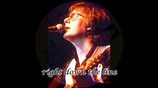 Gerry Rafferty   Right Down The Line 1978 (Lyrics)