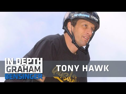 Tony Hawk: Why winning wasn't fun