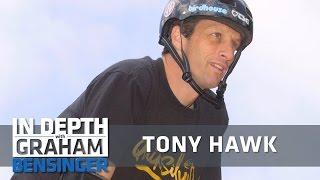 Tony Hawk: Why winning wasn't fun