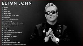 Elton John Best Song Playlist - Best Rock Ballads 80's, 90's | The Greatest Rock Ballads Of All Time
