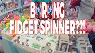 BORONG FIDGET SPINNER???    Hunting Fidget Spinner Paling Keren    Finger Spinner