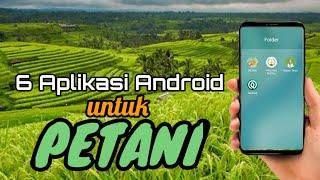 6 Aplikasi Android untuk mempermudah petani dalam bidang Pertanian #aplikasipetani #modern #milenial screenshot 1