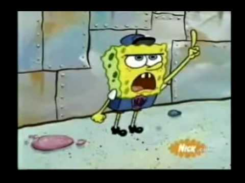 THE REAL SLIM SHADY........by spongebob
