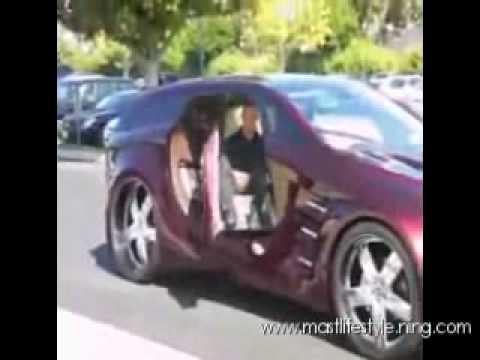 Amazing car door & Amazing car door - YouTube pezcame.com