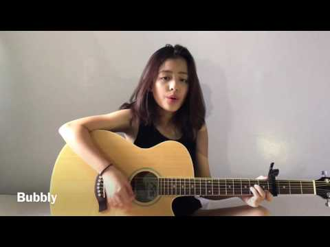 Bubbly by Colbie Caillat (cover)