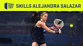 Best Skills Alejandra Salazar 2020 - World Padel Tour