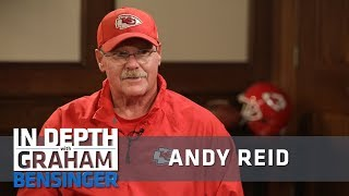 Andy Reid: Michael Vick would be a heck of a coach