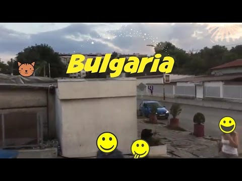 MY VACATION TO BULGARIA