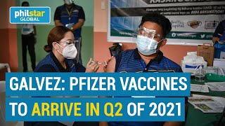 Pfizer COVID-19 vaccines not arriving soon