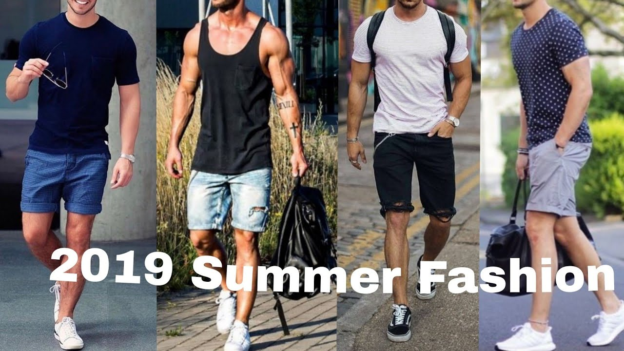 [VIDEO] - Summer Outfit Style for Men's 2019 | Latest Fashion 😎 and Style Trending in 2019 2