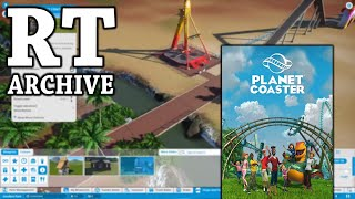 RTGame Archive:  Planet Coaster