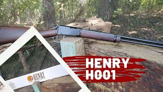 Henry H001: Unboxing And First Shots